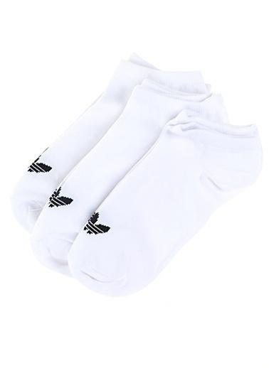 adidas Adidas Çorap S20273 Trefoil Lıner Beyaz